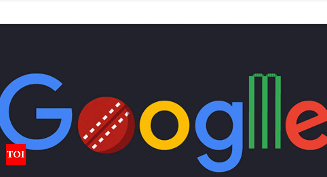Cricket World Cup 2019 Google Celebrates Icc World Cup 2019