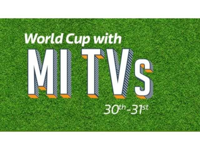 Cricket World Cup 2019: Xiaomi offers 30-day keep or exchange plan on Mi TVs