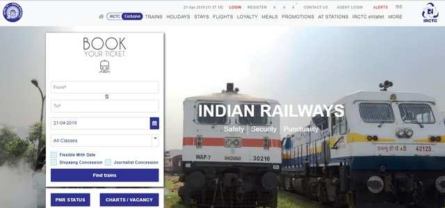 Why obscene ads on IRCTC is users' problem and not Indian Railways'