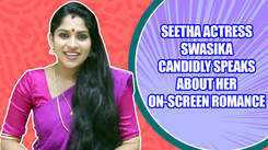 Swasika : Happy that the audience has accepted the love between Seetha and Indran