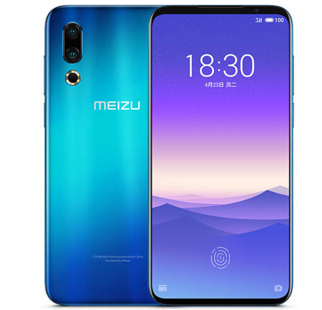Meizu 16Xs with triple rear camera, 4,000 mAh battery launched