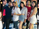 These party pictures of Shah Rukh Khan's son Aryan Khan go viral