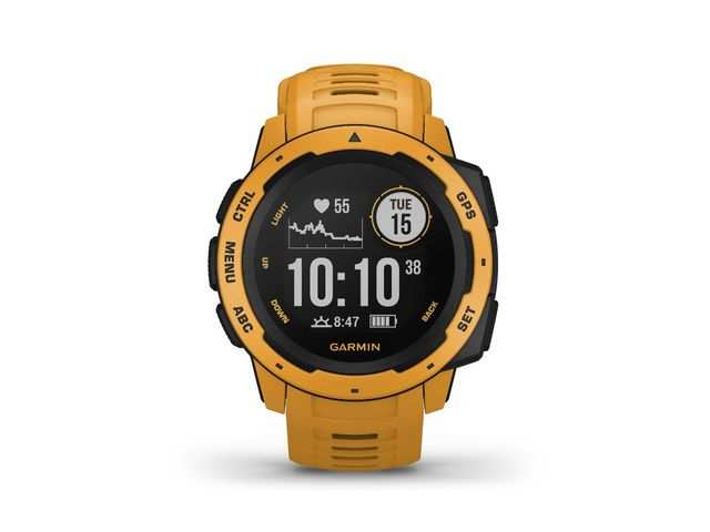 Garmin introduces three new colours of its first lifestyle watch 'Instinct'