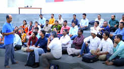 54 participants from 27 Community Science Centres participated in STEM workshop at IIT-Gn