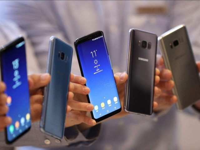 Here are the top five smartphone brands in the world in 2019