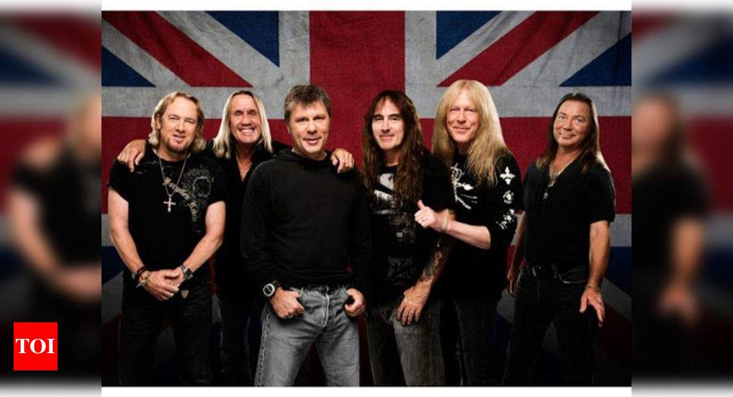 Here's why Iron Maiden has dragged this game developer to court ...
