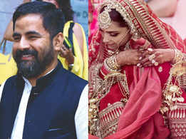 Sabyasachi used the code word 'Naomi Campbell' for Deepika Padukone's wedding
