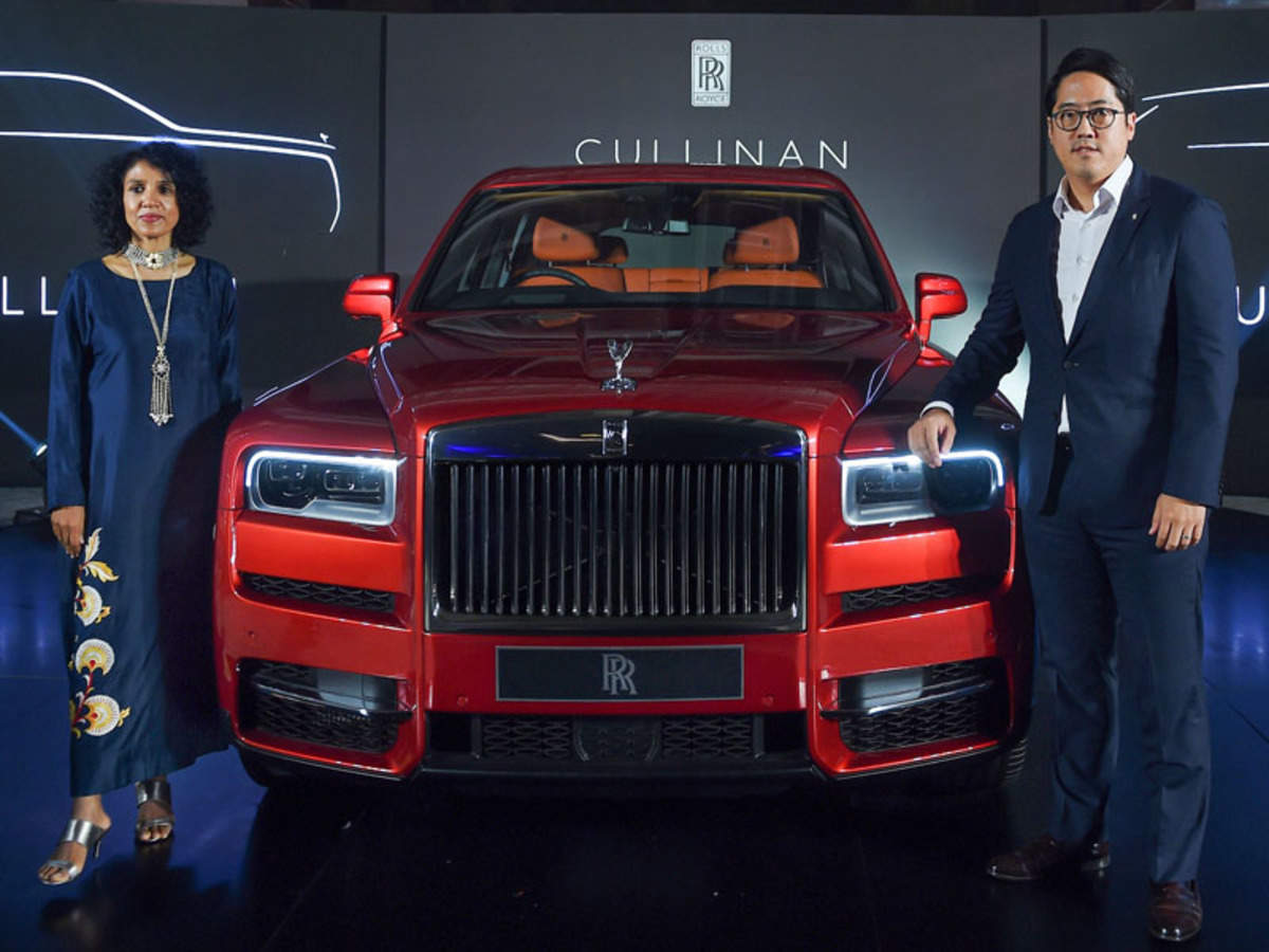 Rolls Royce Cullinan S India Price Is Nearly 1 Million Times Of India