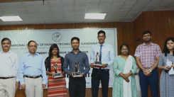 NIFT Gandhinagar's graduating batch exhibited their projects