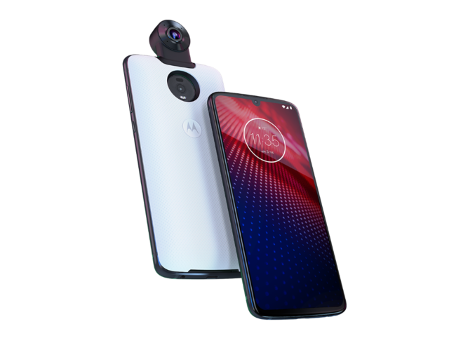 Motorola Moto Z4 with Snapdragon 675 processor, 48MP camera launched