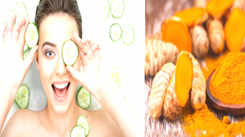Nature's offerings for your skin