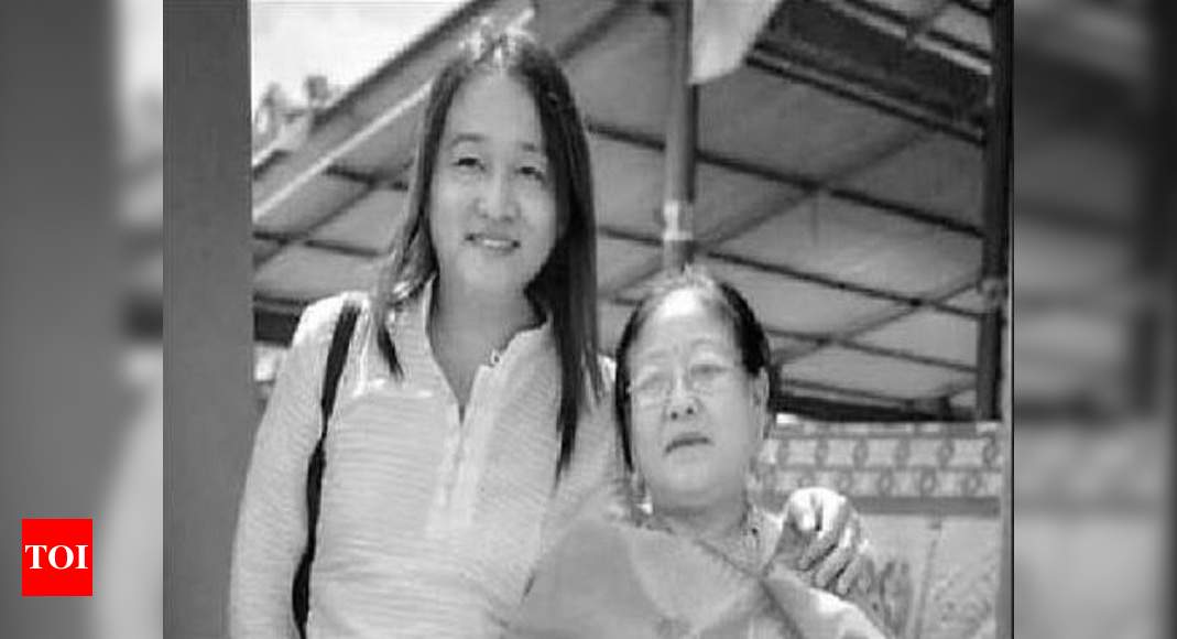Manipur Fashion Designer S Father Held For Killing Wife Imphal News Times Of India
