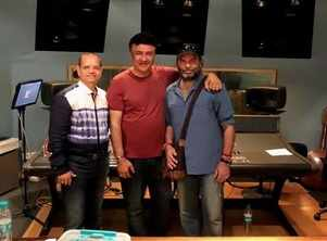 Mohit Chauhan collaborates with Anu Malik for a track after a decade