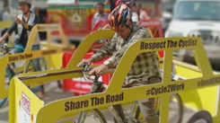 Mumbaikars celebrate World Bicycle Day