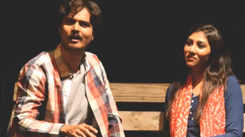 'Swamy's Sound Studio', a play based on life of a foley artist was staged in Ahmedabad recently