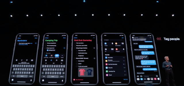 Apple announces iOS 13 for your iPhones; brings in Dark Mode, better security and more