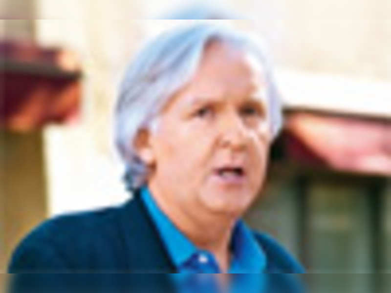 James Cameron coming to India