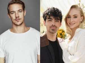 Diplo says he didn't ruin Joe Jonas and Sophie Turner's wedding
