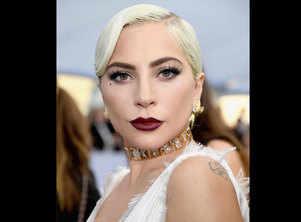 Lady Gaga briefly adresses split from Christian Carino