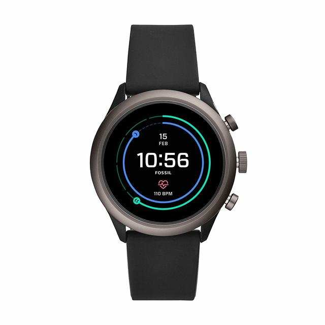 Fossil Sport smartwatch with Qualcomm Snapdragon Wear 3100 chipset launched at Rs 17,995