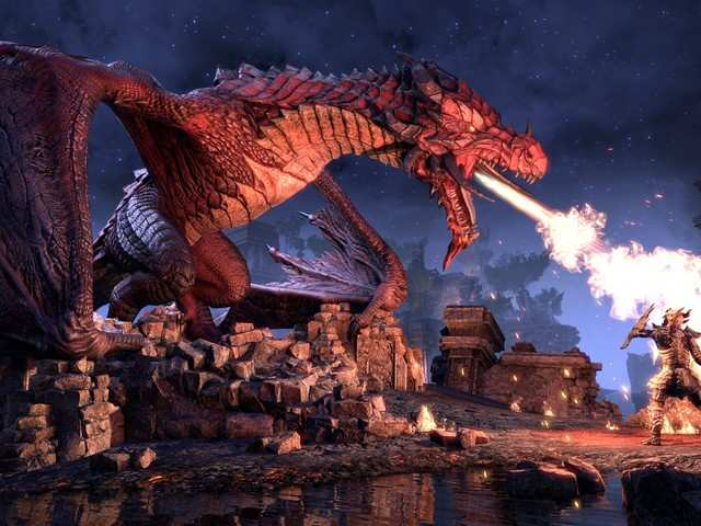 This Elder Scrolls game is now available on Xbox One and PS4