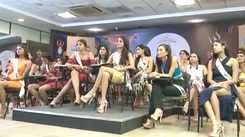 fbb Colors Femina Miss India contestants attend Dr Tvacha's skin session