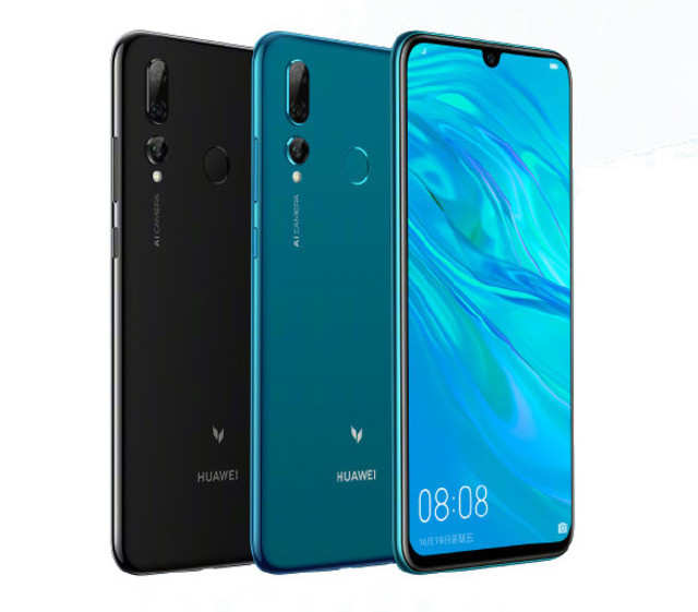 Huawei Maimang 8 smartphone with triple rear camera launched