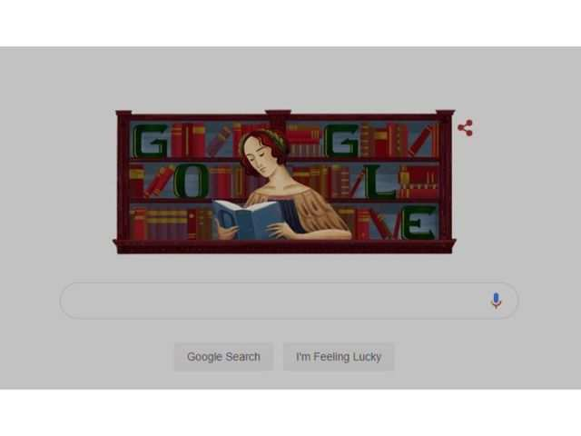 Google Doodle celebrates first woman to get a doctorate