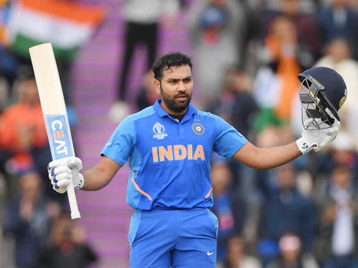 ICC World Cup 2019: Rohit Sharma hits 23rd ODI century, surpasses Sourav Ganguly | Cricket News - Times of India