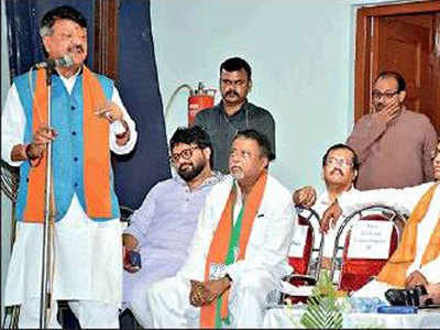 West bengal: BJP adds 'Jai Maa Kali' to its 'Jai Sri Ram' chant in