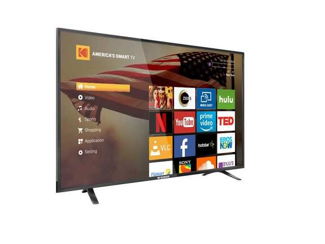 Super Plastronics launches new Kodak FHD LED TVs, price starts Rs 20,999