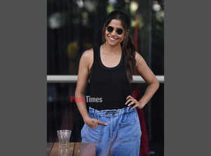 Sai Tamhankar: The 'bold actress' tag was suffocating initially, but I have moved beyond it