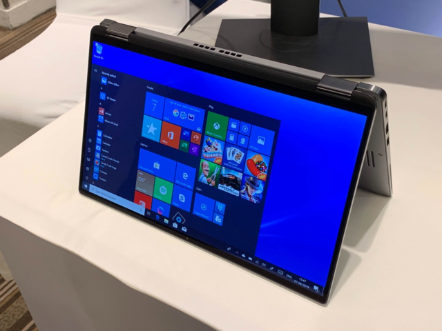 Dell launches Latitude 7400 2-in-1 laptop in India