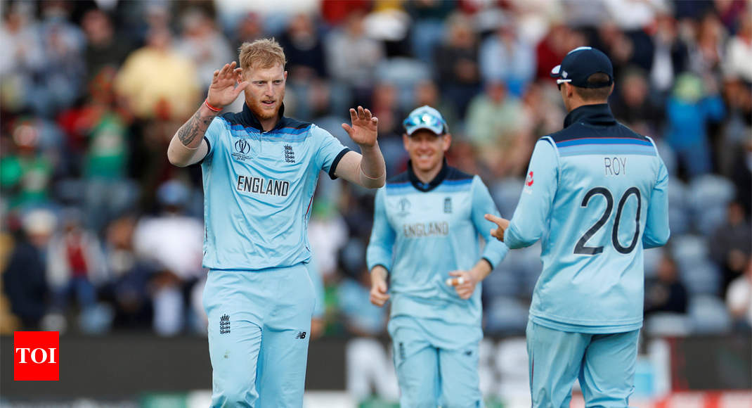 Eng v Ban Live: Quick wickets dent B'desh chase