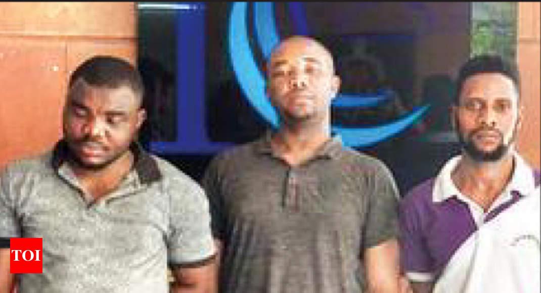Three Nigerians Arrested For Matrimonial, Job Frauds   Delhi News