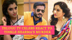 Telugu TV celebs condemn murder of 2-year-old in Aligarh, demand justice for the deceased