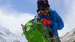 Vamini Sethi who attempted to climb Everest recently, talks of her icy experience