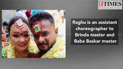 TV anchor Sharmila Thapa gets married to longtime boyfriend and assistant choreographer Raghu