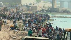 Amdavadis join Swachh Sabarmati Maha Abhiyan in huge numbers