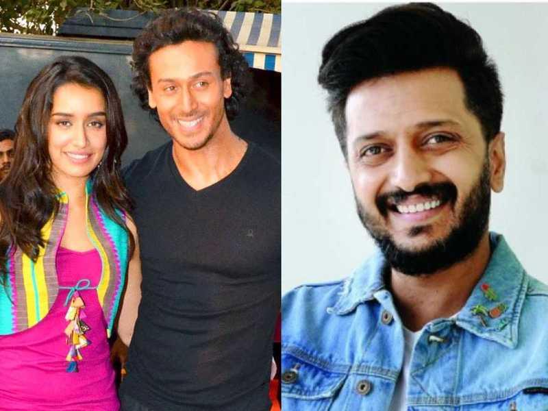 Riteish Deshmukh joins Tiger Shroff and Shraddha Kapoor starrer film 'Baaghi 3'
