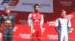 Mumbai boy Jehan Daruvala zooms to victory with Formula 3 win in Barcelona