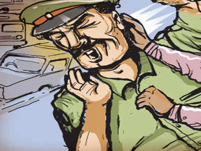 Punjab Armed Police DSP attacked, injured by neighbour