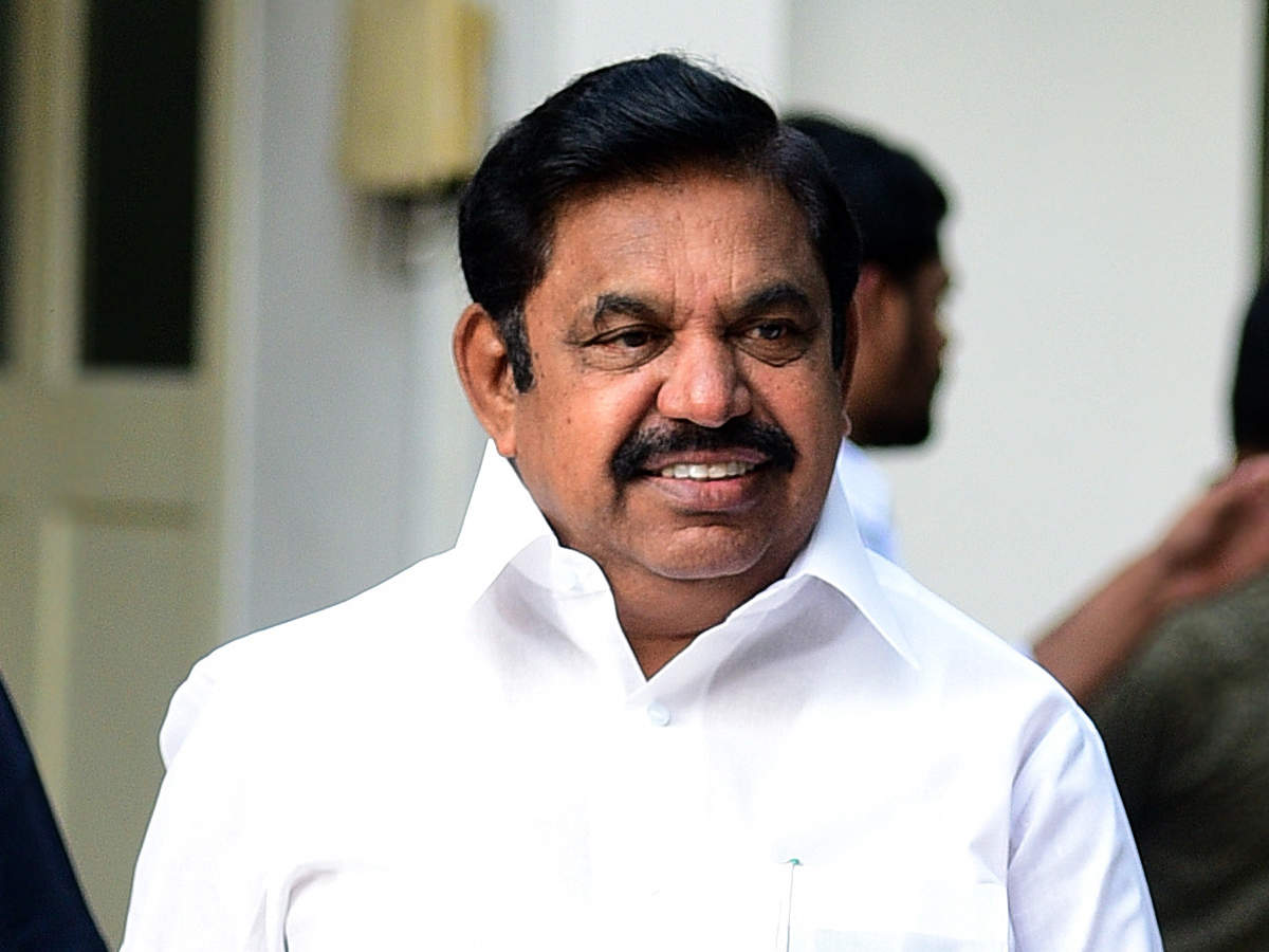 After taking control of Government, Edappadi K Palaniswami now eyes pole  position in party too | Chennai News - Times of India