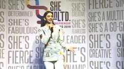 Bombay Times She UnLtd Entrepreneur Award 2019: Great initiative to felicitate women, says Rakul Preet Singh