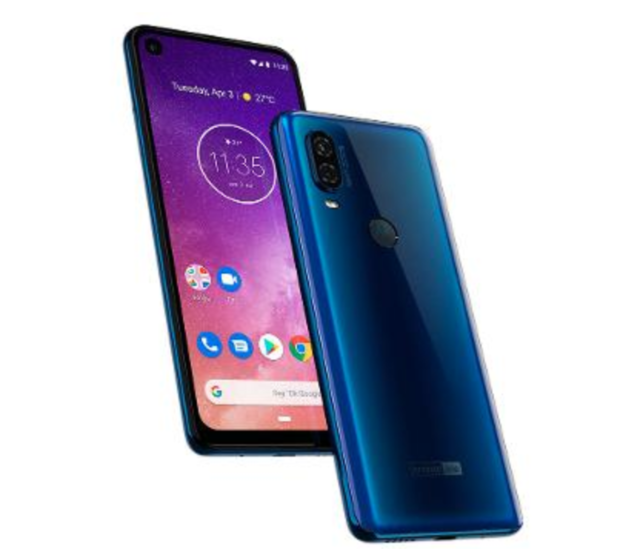 Motorola One Vision with punch hole display confirmed to launch on June 20