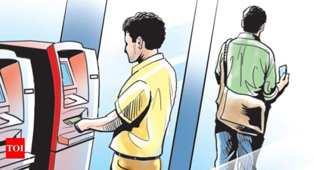 Businessman Loses Rs 45,000 At Cash Deposit Machine In Delhi | Delhi News
