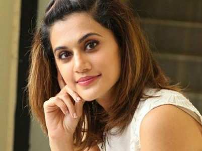 Taapsee Pannu on doing masala films