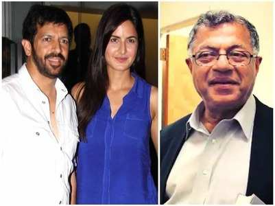 Kabir Khan and Katrina remember Girish Karnad