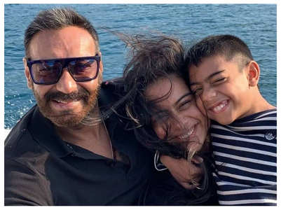 Ajay Devgn on daughter Nysa being trolled