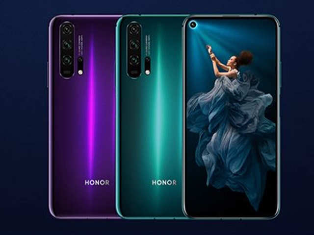 Honor 20i, Honor 20 and Honor 20 Pro launched in India: Price, specs and other details